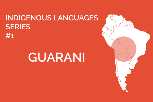 Indigenous language Guarani
